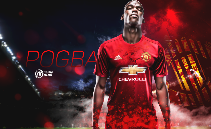 850x520px Pogba 2018 Wallpapers