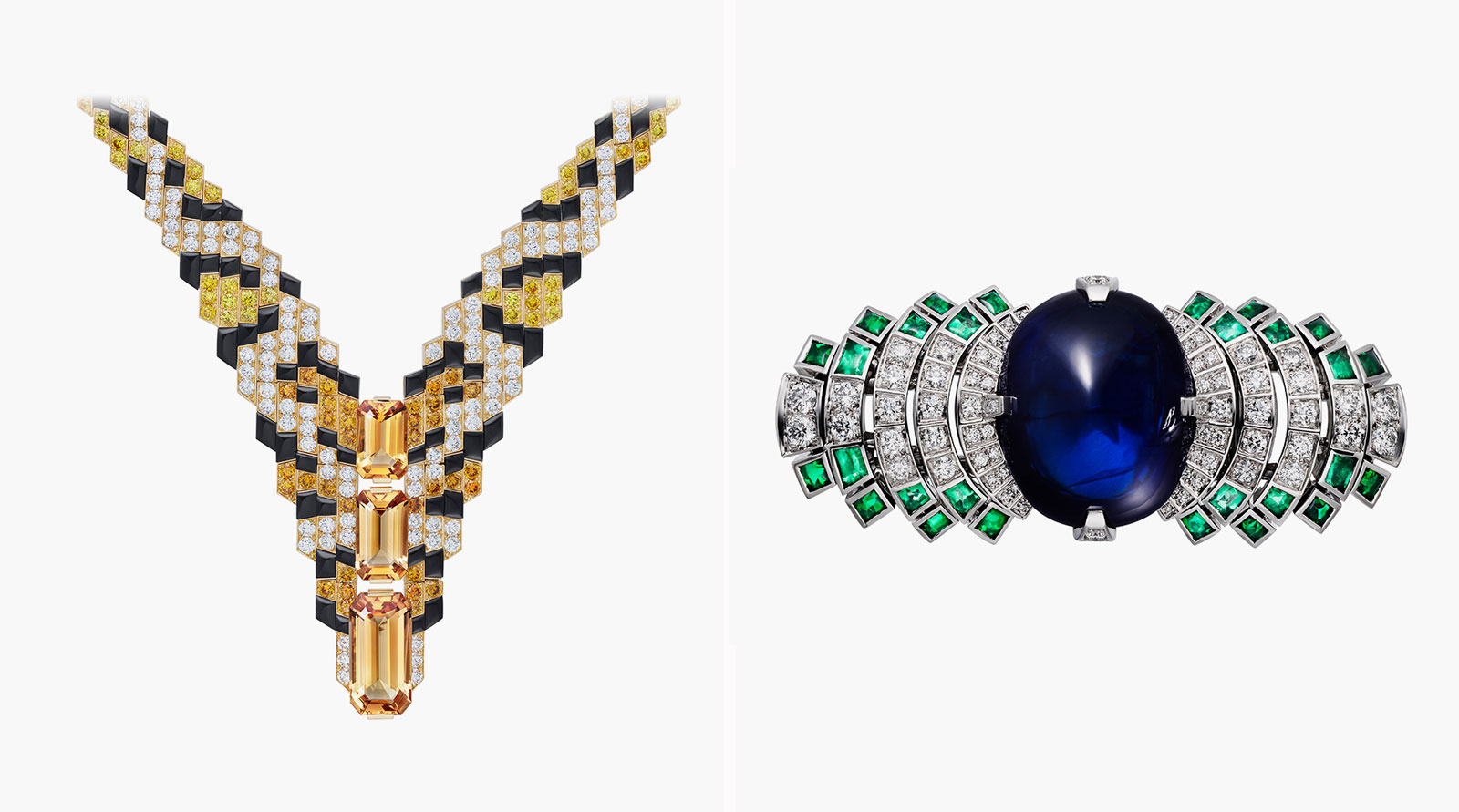 Cartiers new high jewellery at Paris Couture Wallpaper 1600x891