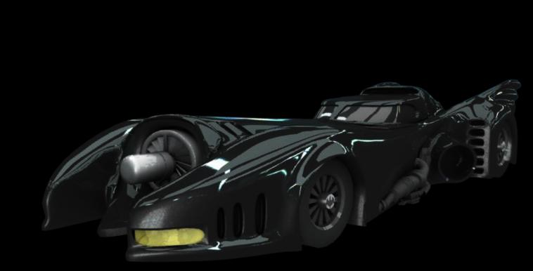 1989 Batmobile Wallpaper 1989 batmobile by tralius 758x386
