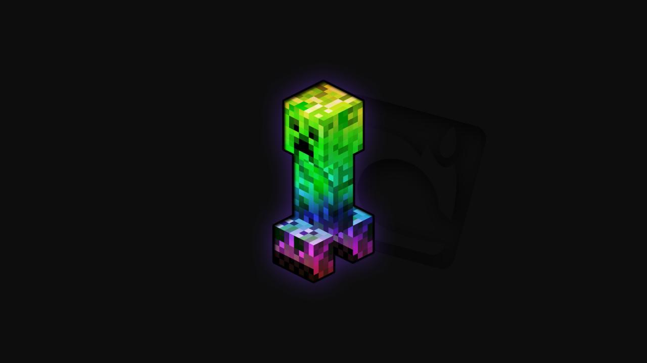 68 Minecraft Creeper Desktop Background On Wallpapersafari