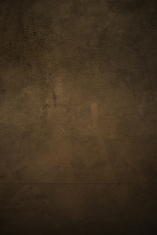 Brown Leather creative designs wallpaper for iPhone download 640x960