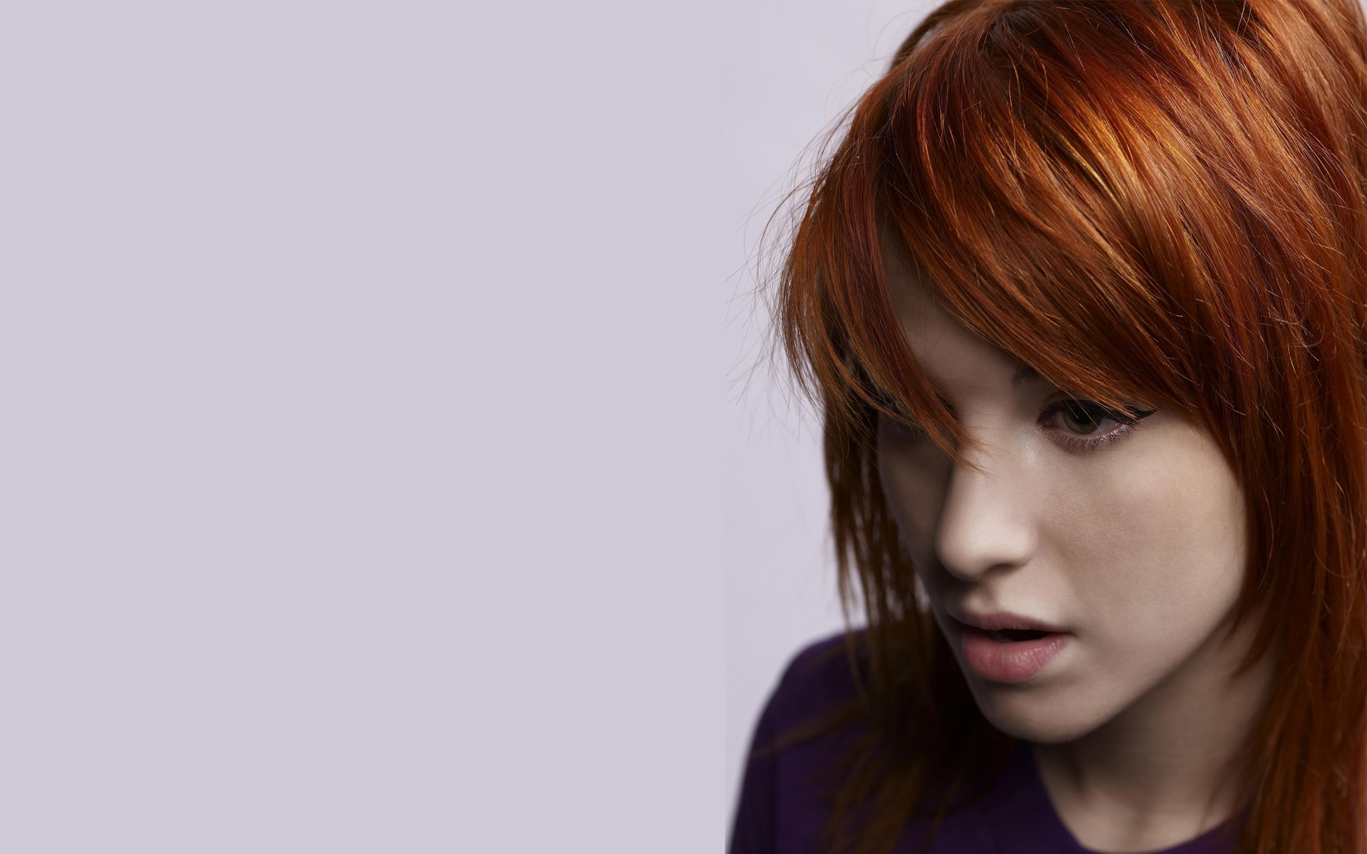 Hayley Williams Wallpaper 1920x1200 Hayley Williams Women Redheads 1920x1200