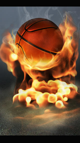 Basketball Wallpapers IPhone The Art Mad Wallpapers 320x568