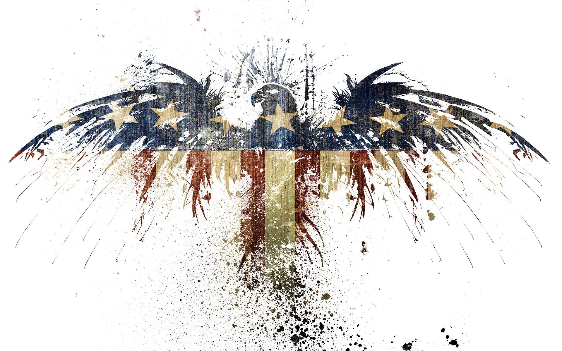 American Flag Eagle Wallpapers American Flag Eagle HD 1920x1200
