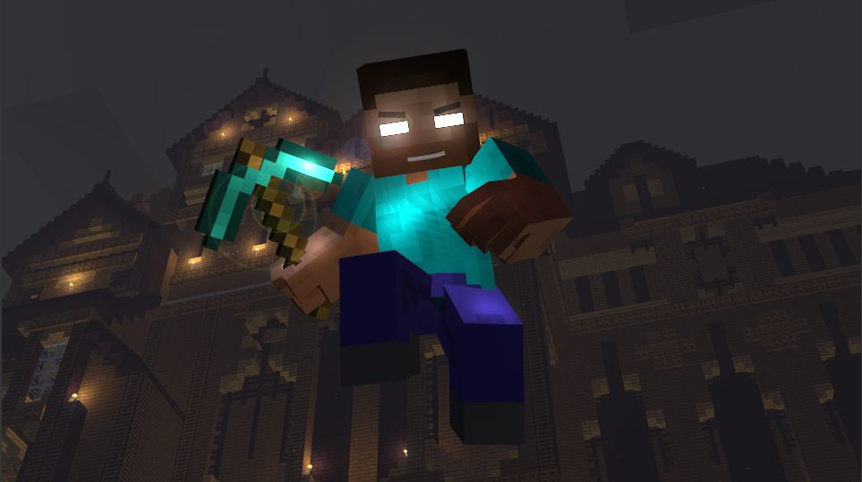 Herobrine from Minecraft or the one that is constantly removed 963x539