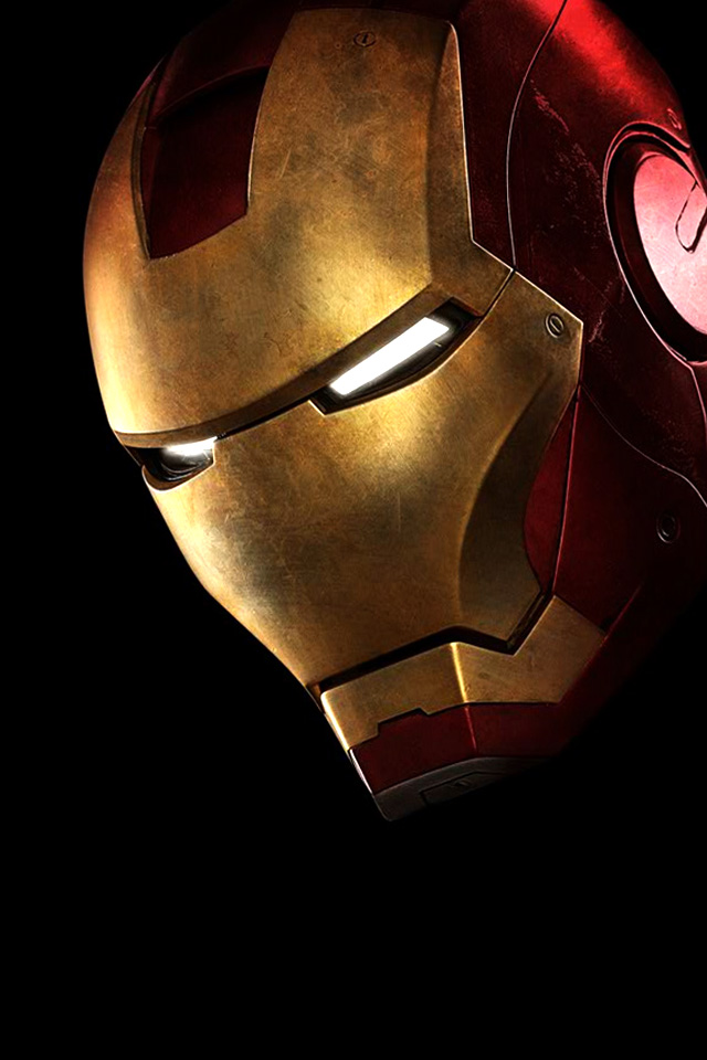 Iron Man iPhone Wallpapers HD iPhone Wallpaper Gallery 640x960