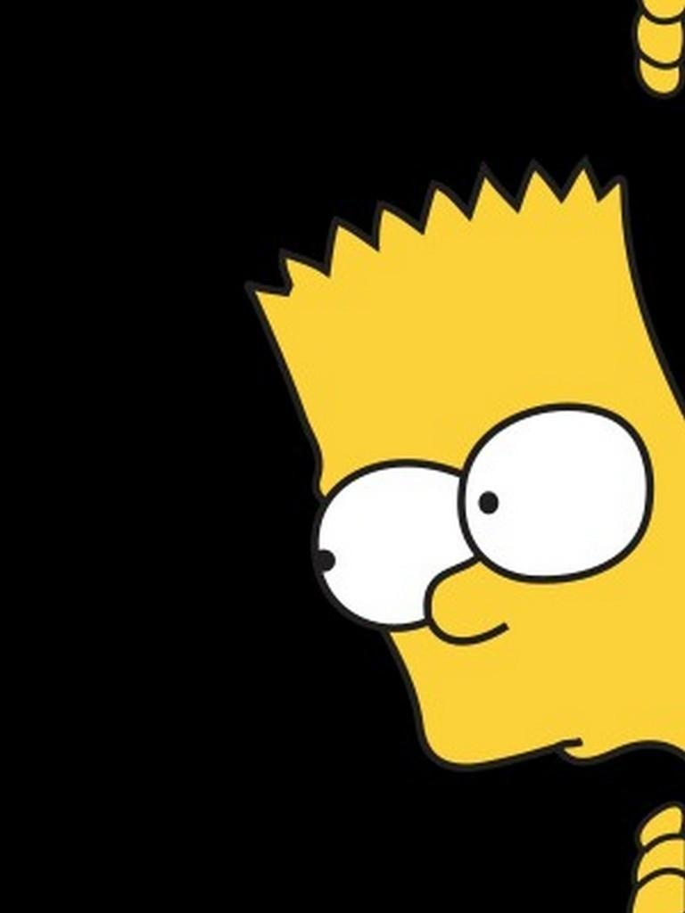 Bart Simpson Wallpapers for Android   APK Download 768x1024