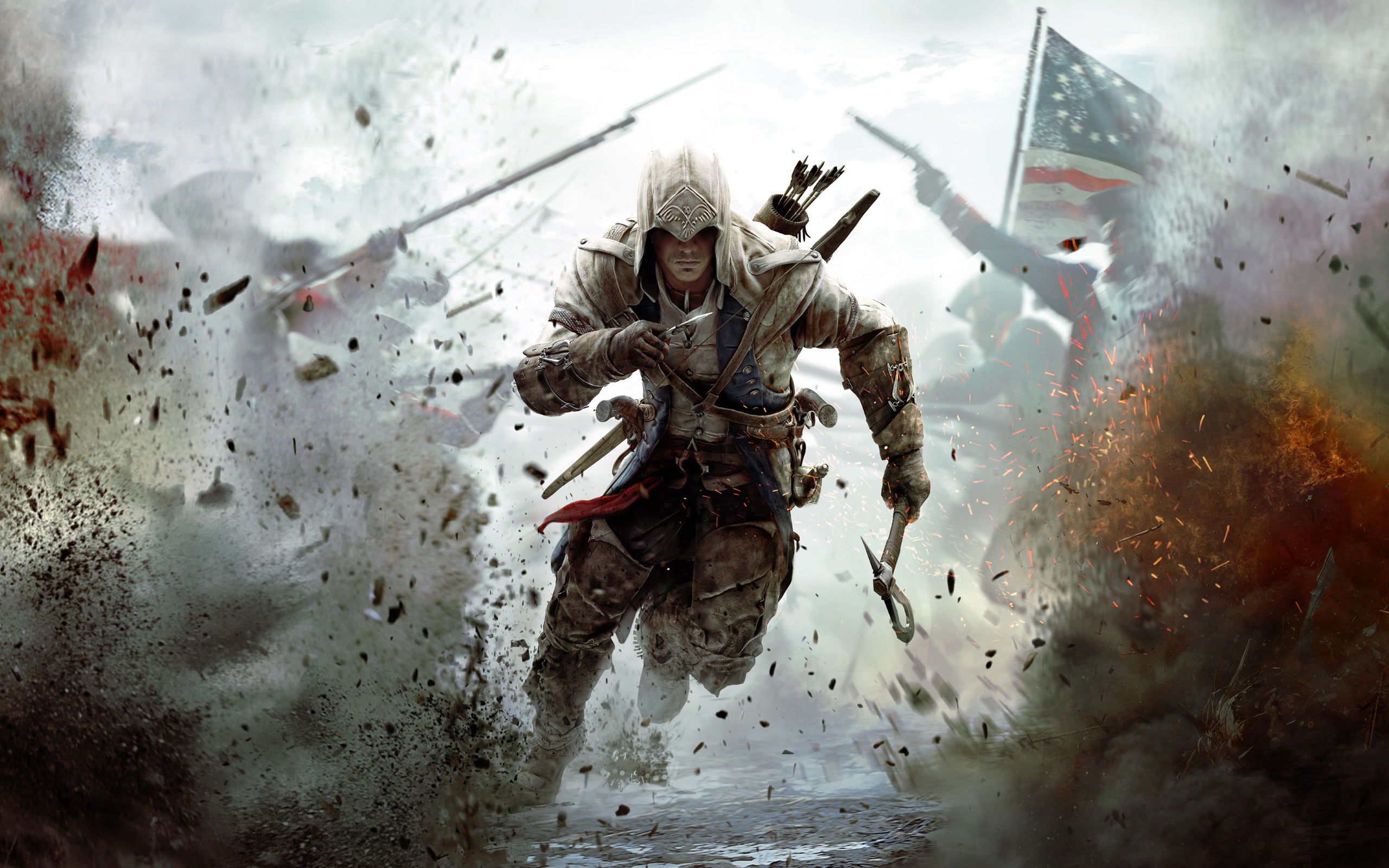 Assassins Creed 3 2012 Game Wallpapers HD Wallpapers 2560x1600