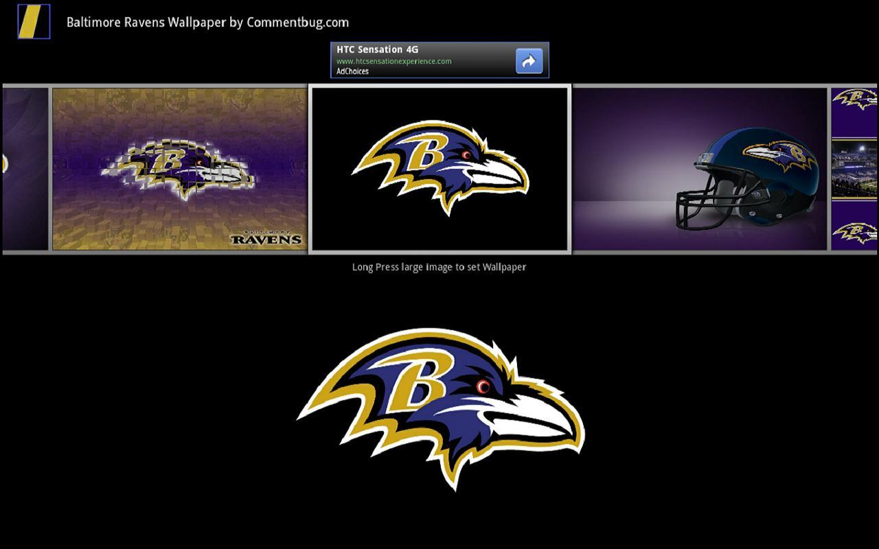 Baltimore Ravens wallpaper HD wallpaper Baltimore Ravens wallpapers 1280x800