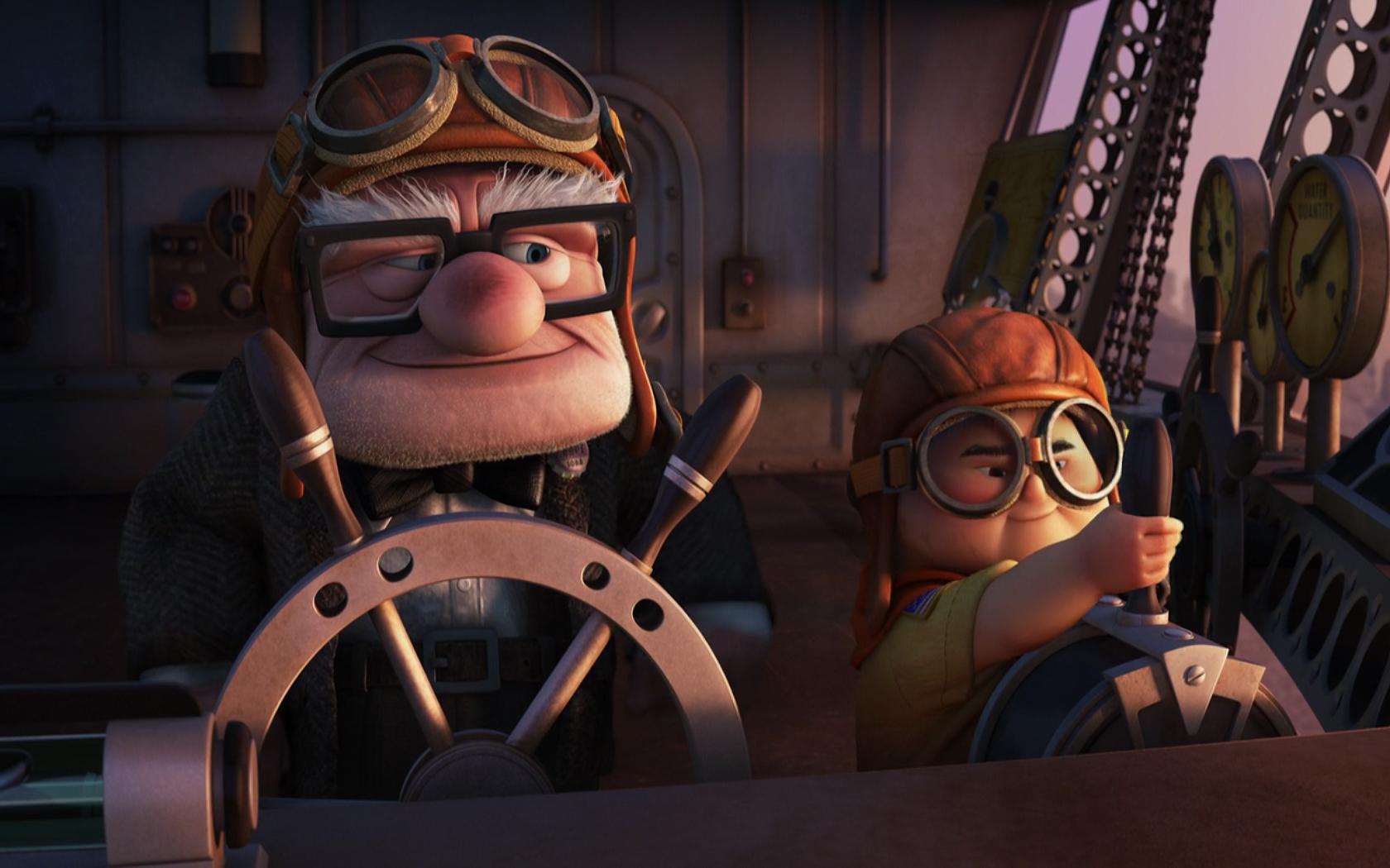 Pixar quotUpquot Wallpaper 1 by pwn247 1680x1050