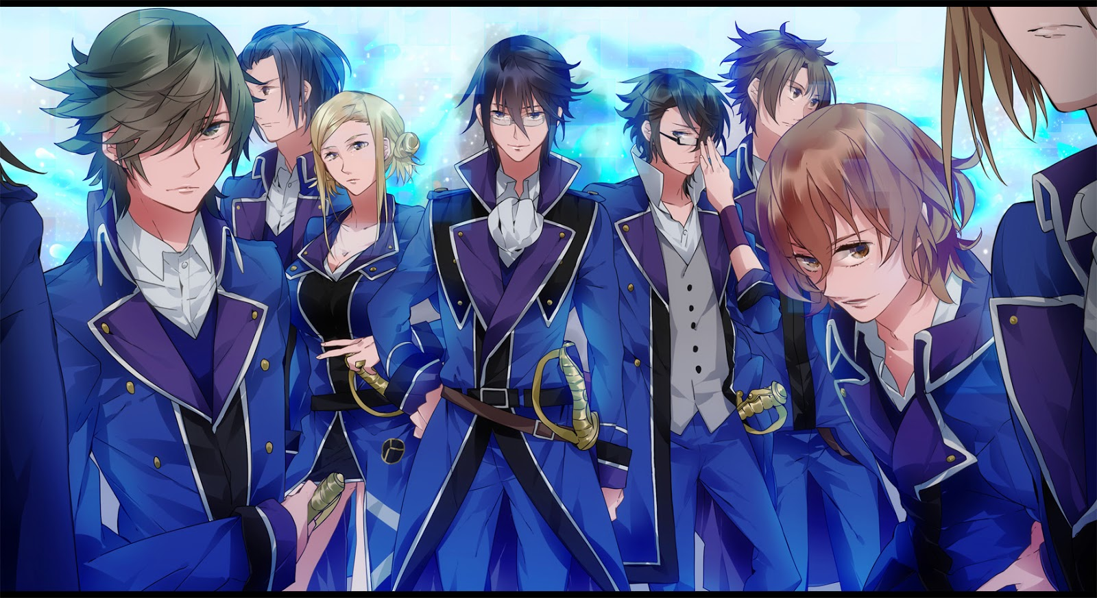 Project Wallpaper 1600x873 Your daily Anime Wallpaper and Fan Art 1600x873