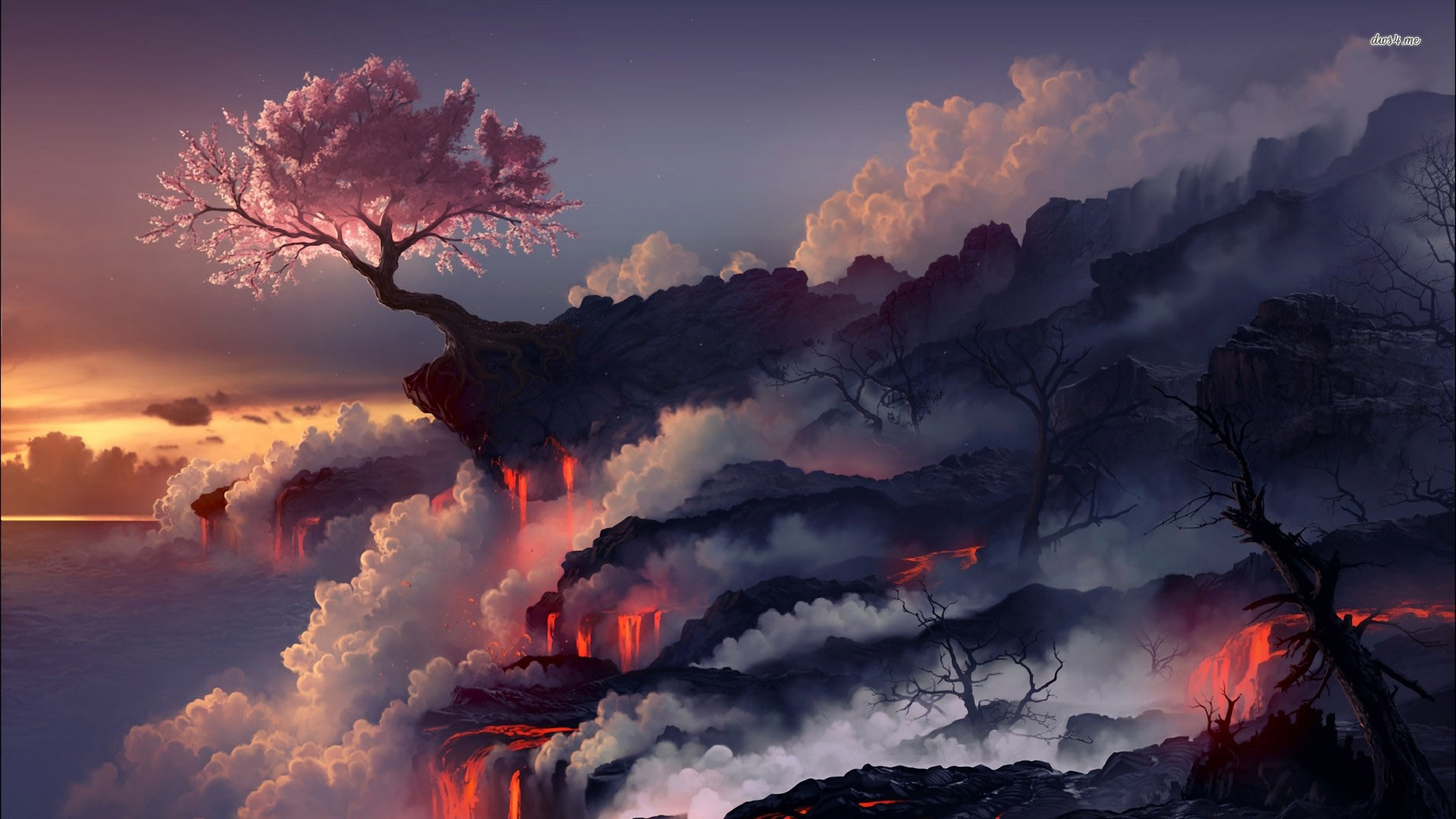 Volcano Wallpapers 4K 1920x1080   4USkY 1920x1080