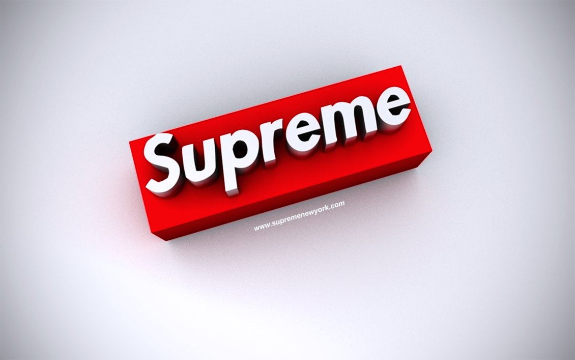 Supreme Wallpaper by BRAINNFREEZE 1130x707