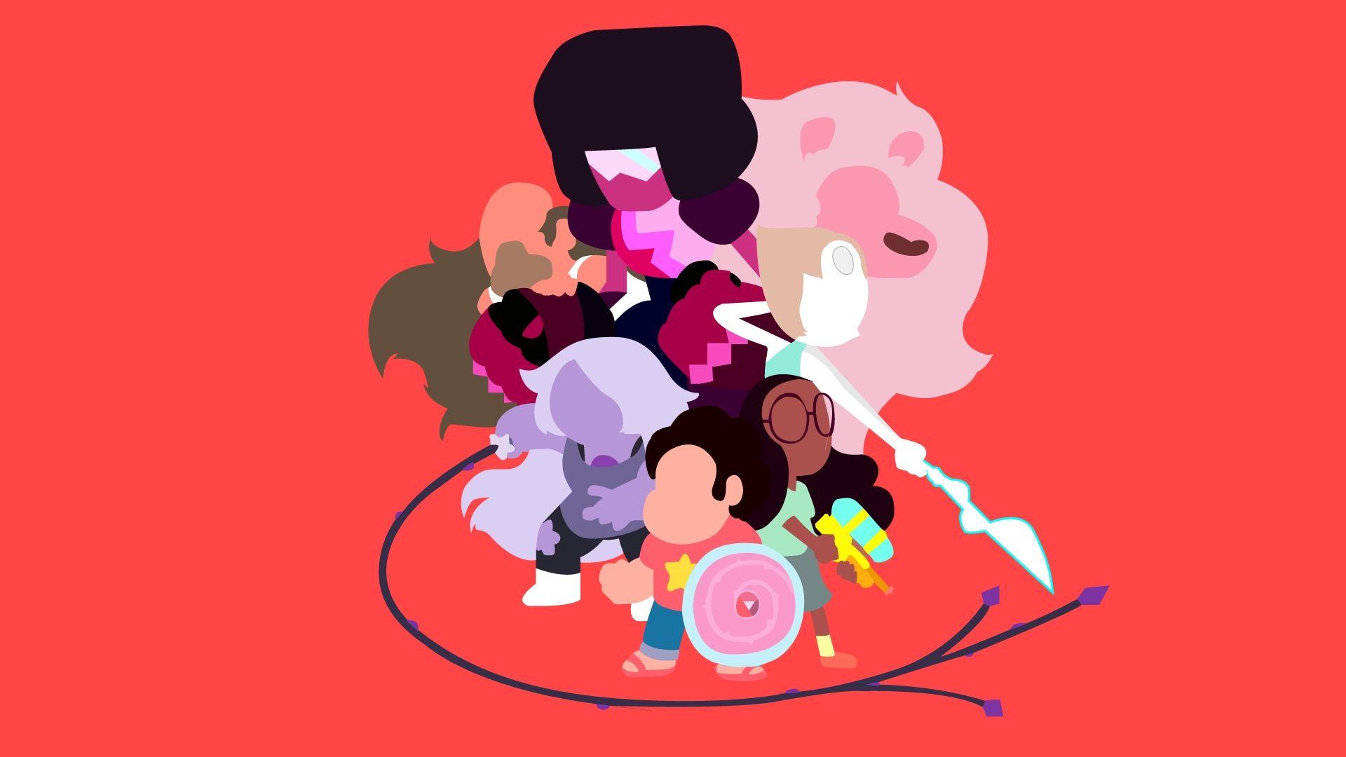 Free Download 10 Most Popular Steven Universe Minimalist