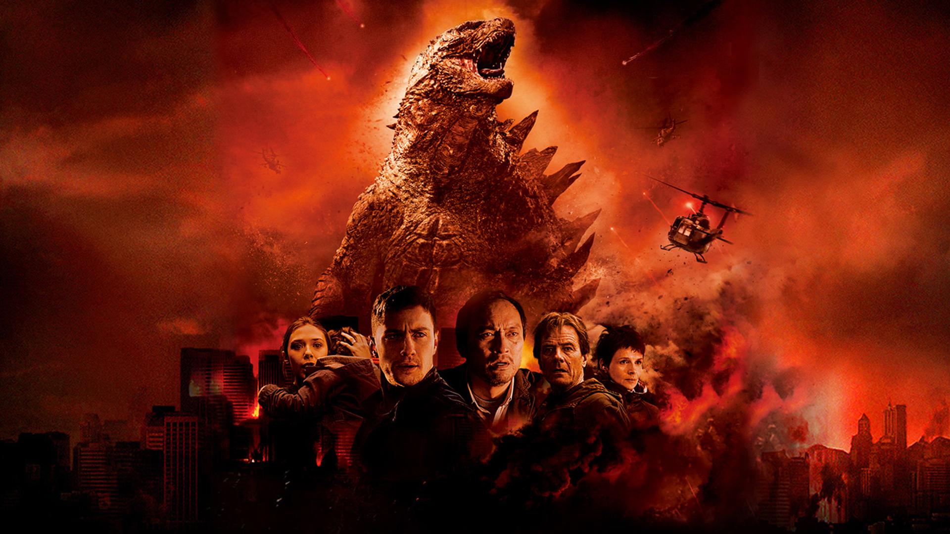 Godzilla 2014 Wallpaper images 1920x1080
