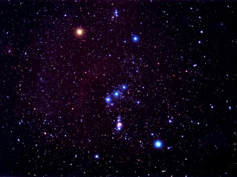 Orion Constellation Wallpaper HD Wallpapers on picsfaircom 800x600