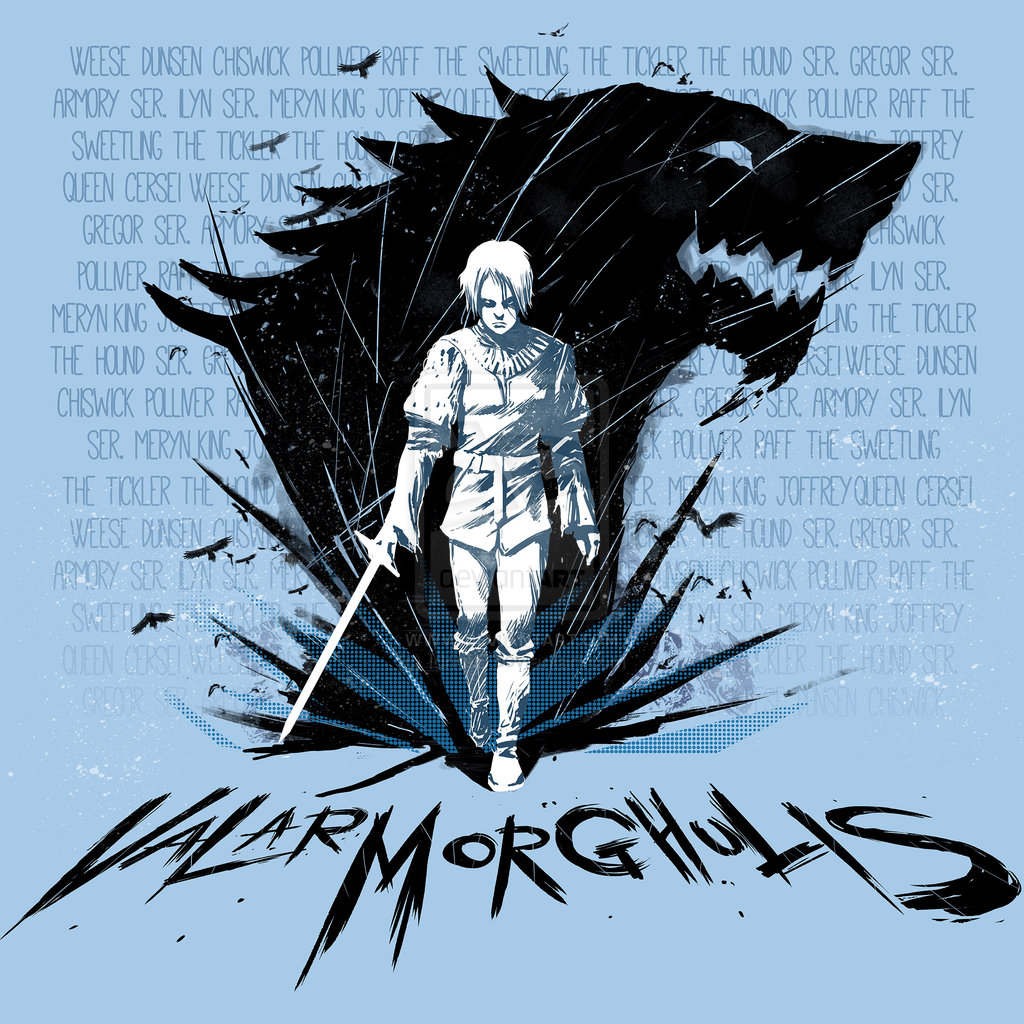 valar morghulis   Large Images 1024x1024