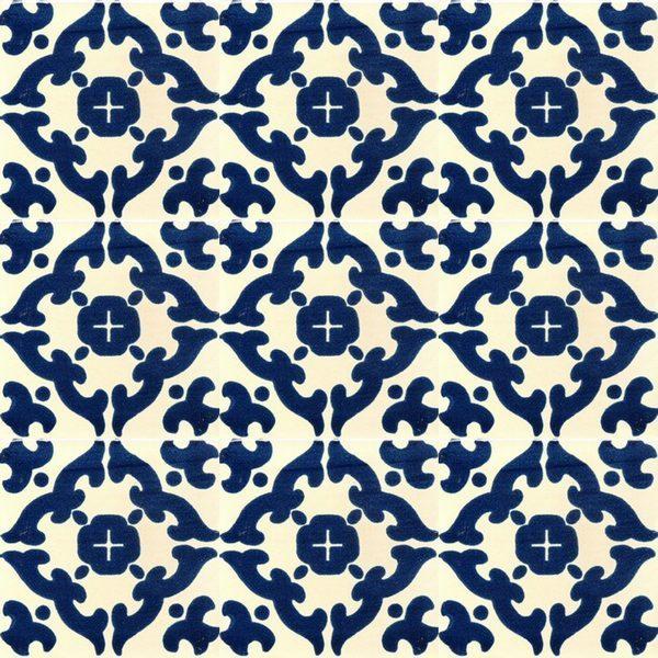 Mexican Tile Pattern Mexico terrakotta 01 jpg 600x600