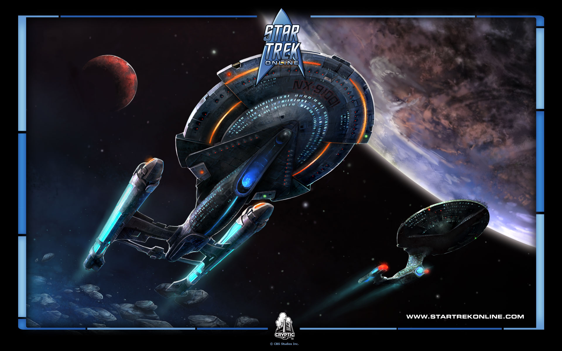 TREKCORE GAMING STAR TREK ONLINE Wallpapers 1920x1200