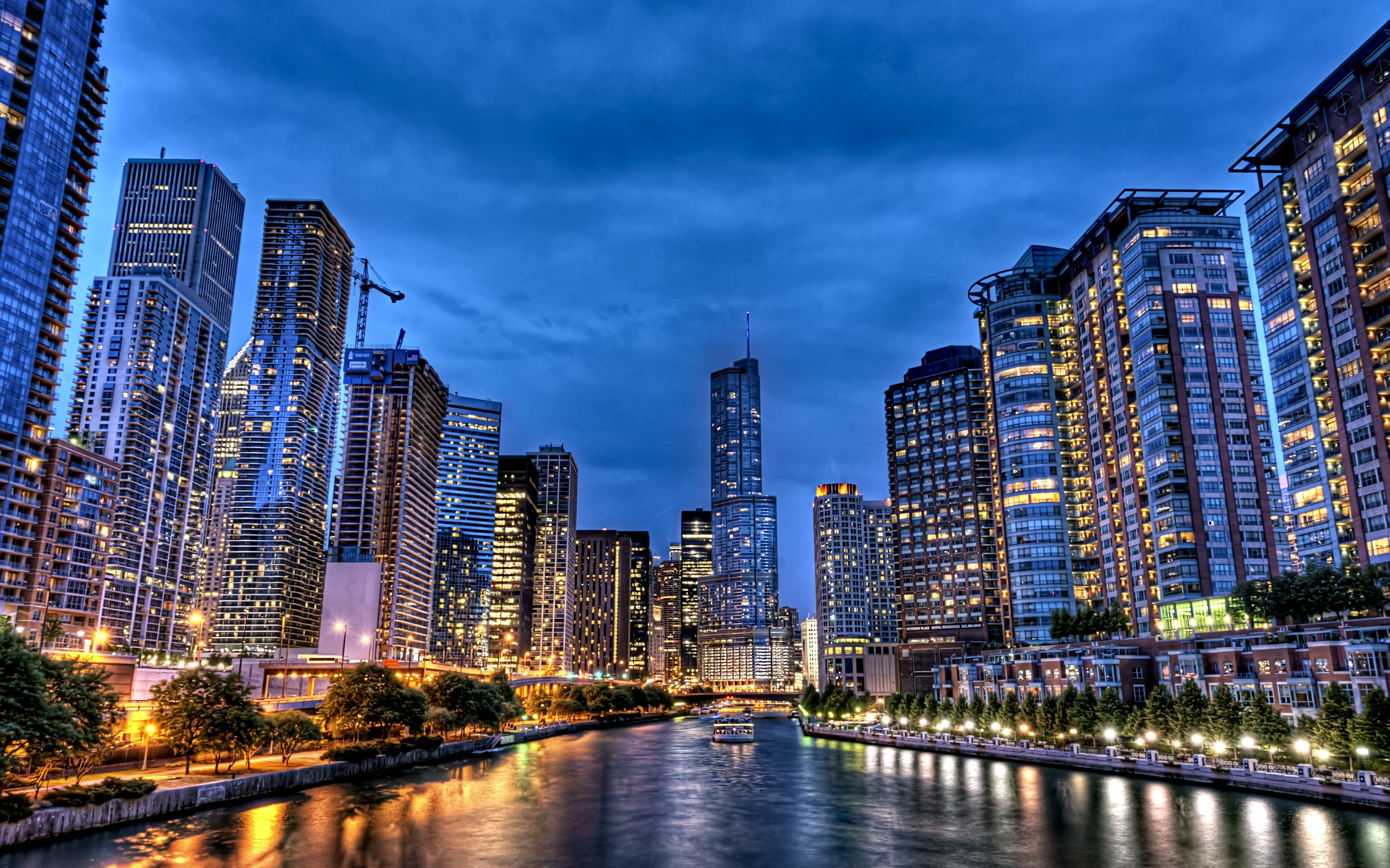 Free Download Chicago Blues Illinois United States Of America