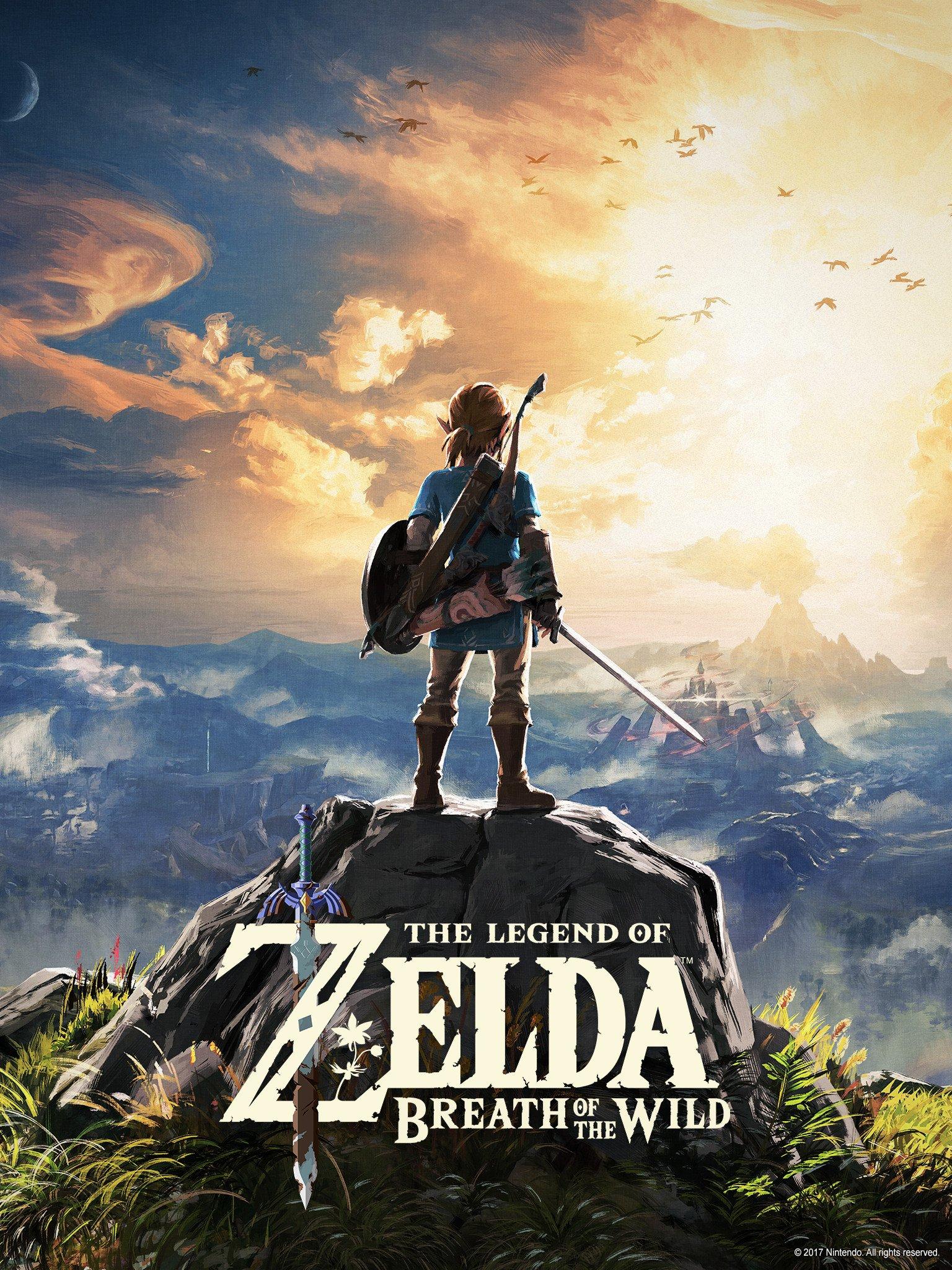 The Legend Of Zelda BOTW Wallpapers on ...