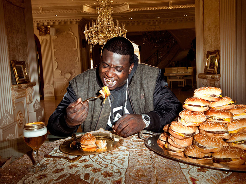 Gucci Mane Burgers Rap Wallpapers 1024x768
