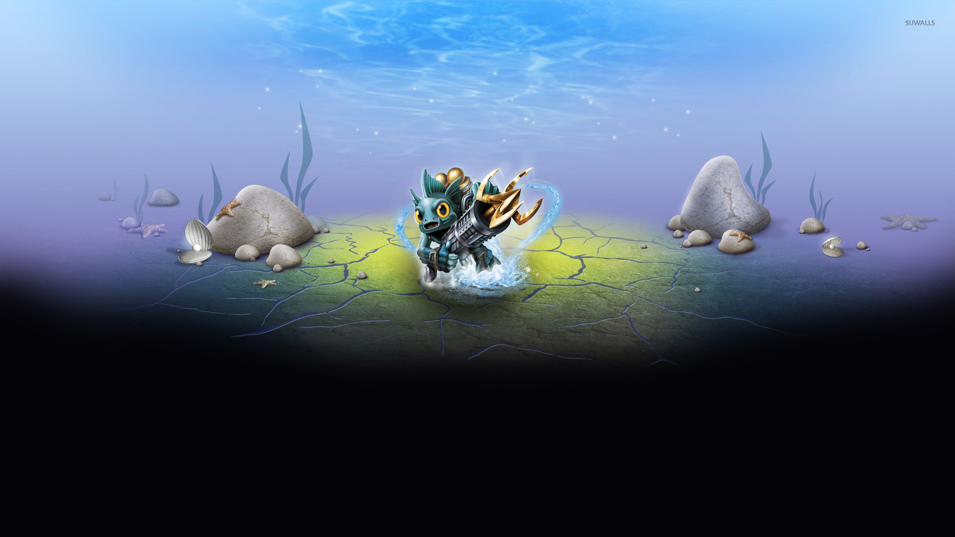 Gill Grunt   Skylanders Giants wallpaper   Game wallpapers   21777 1680x1050
