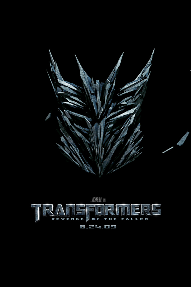 Transformers 3 iPhone 4 Wallpapers 640x960