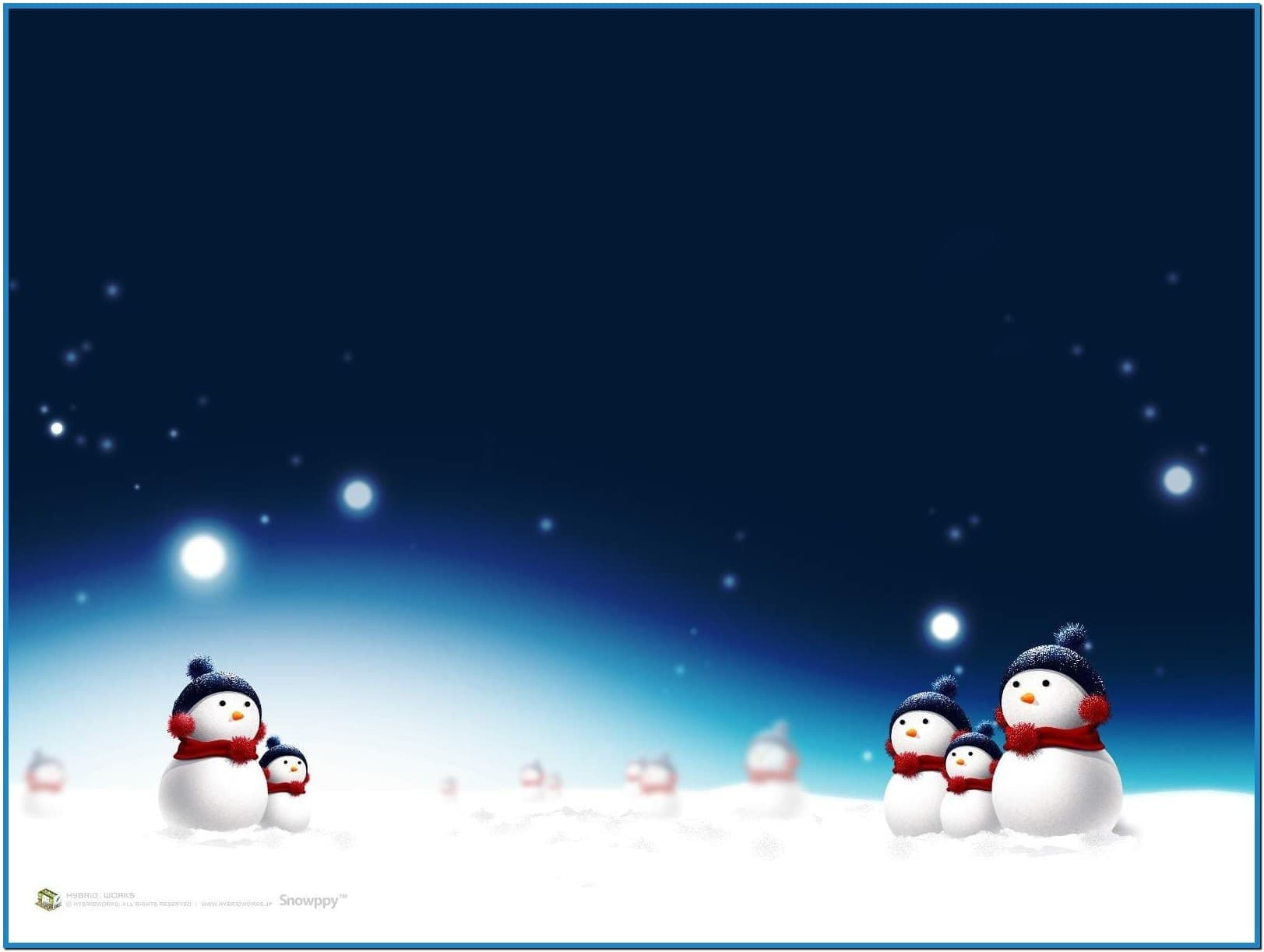 3d animated christmas screensavers and wallpaper   Download 1623x1223
