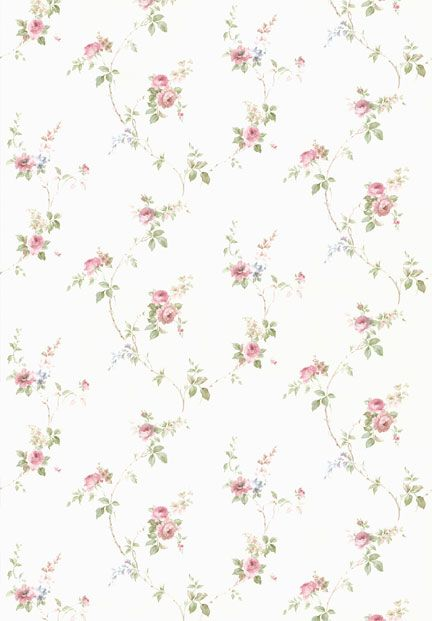 Sherwin Williams pink wallpaper Manufacturer 1st floor Bathro 432x621