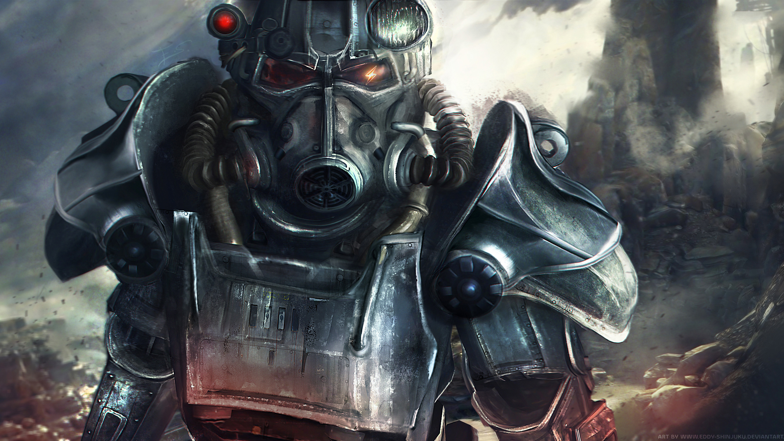 Fallout 4 NCR Ranger Wallpapers HD Wallpapers 2560x1440