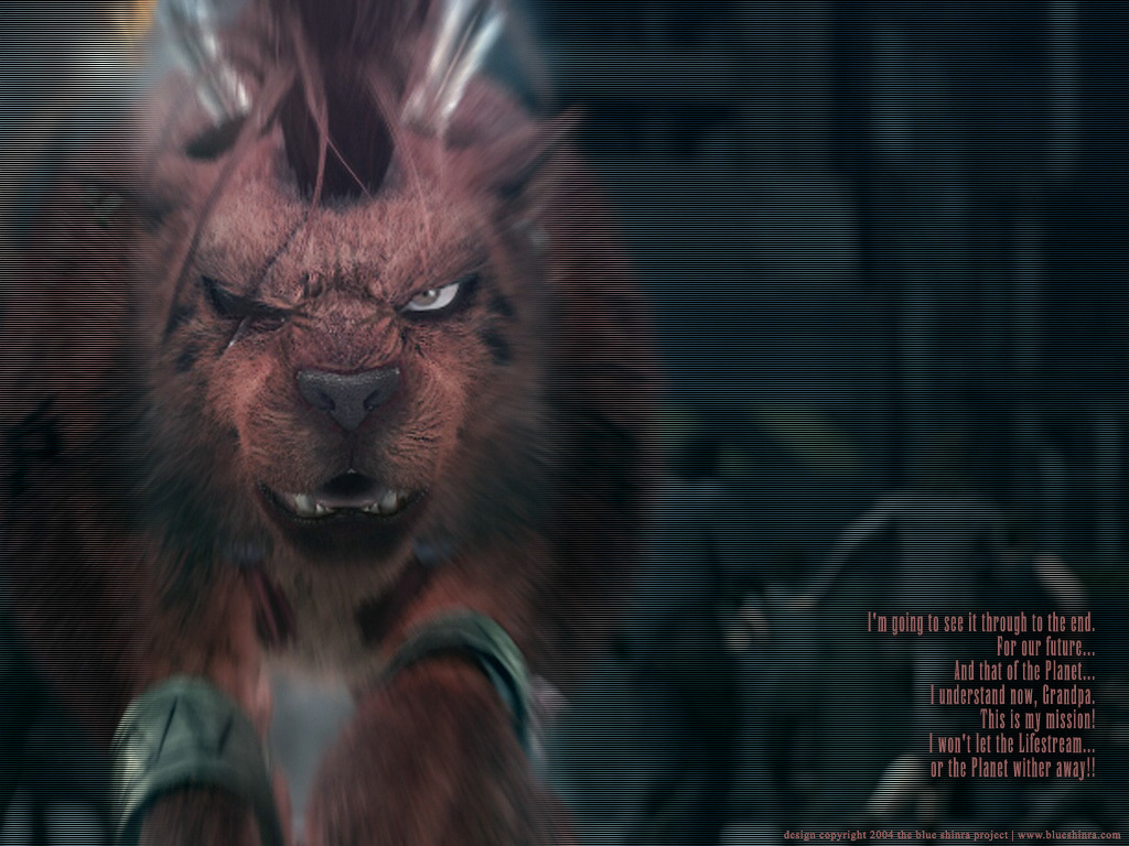 Angry puppy D   Final Fantasy VII Wallpaper 19936941 1024x768