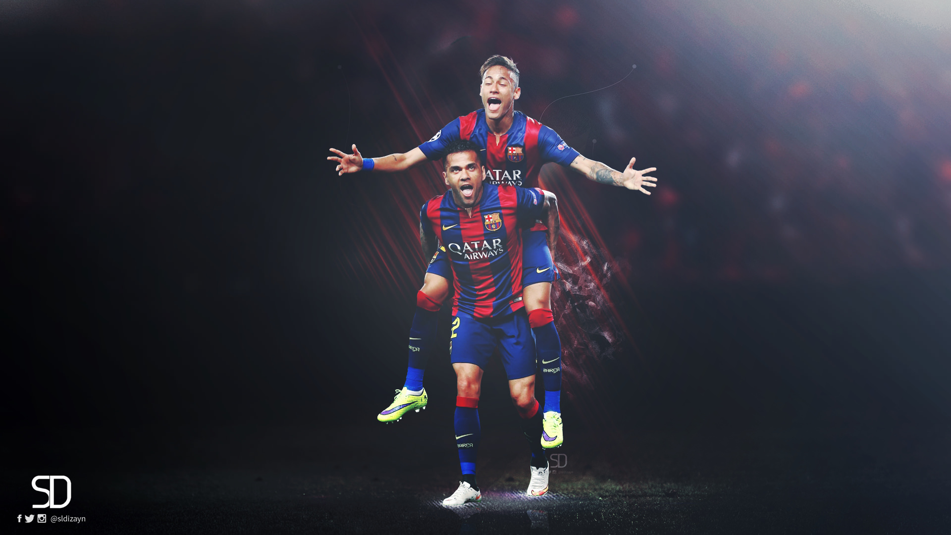Barcelona Players Wallpaper6 Wallpapers Players Teams 1920x1080