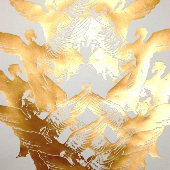 Jill Malek Aphrodite Wallpaper designpatterns Pinterest 550x550
