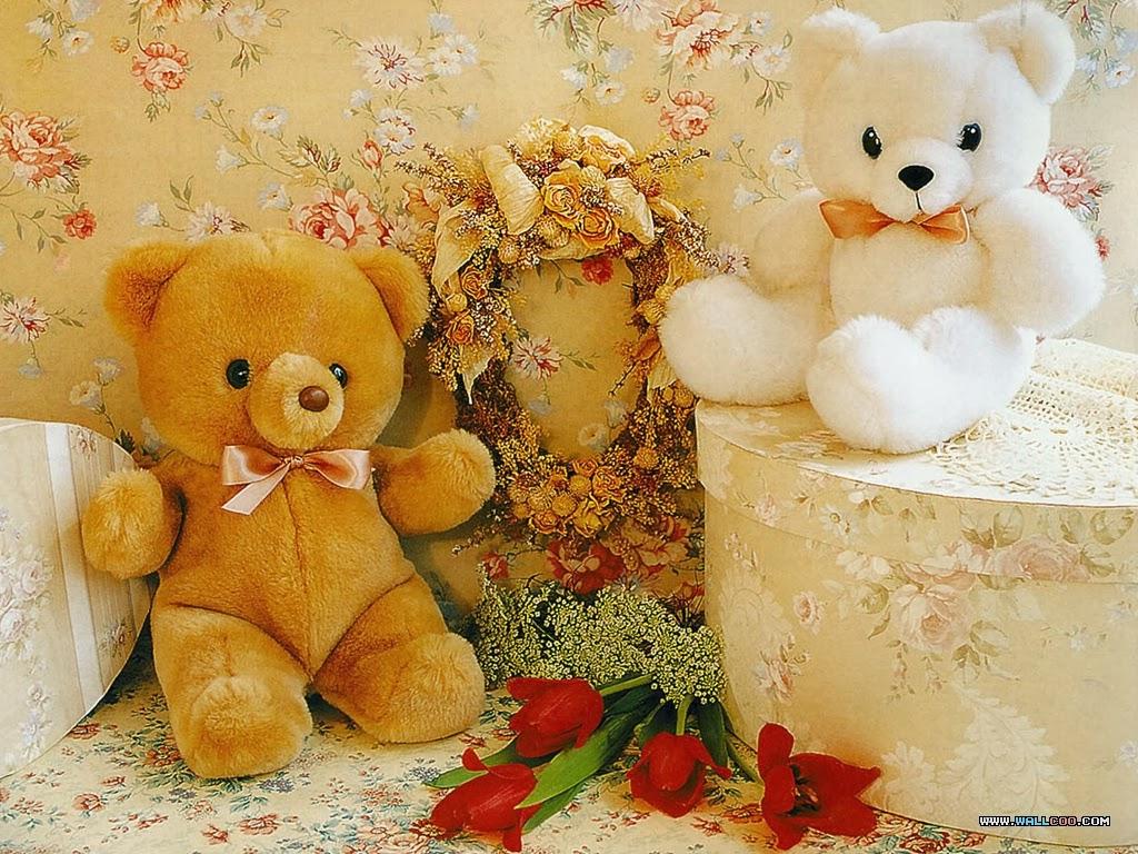 Teddy bears stuffed 1024x768