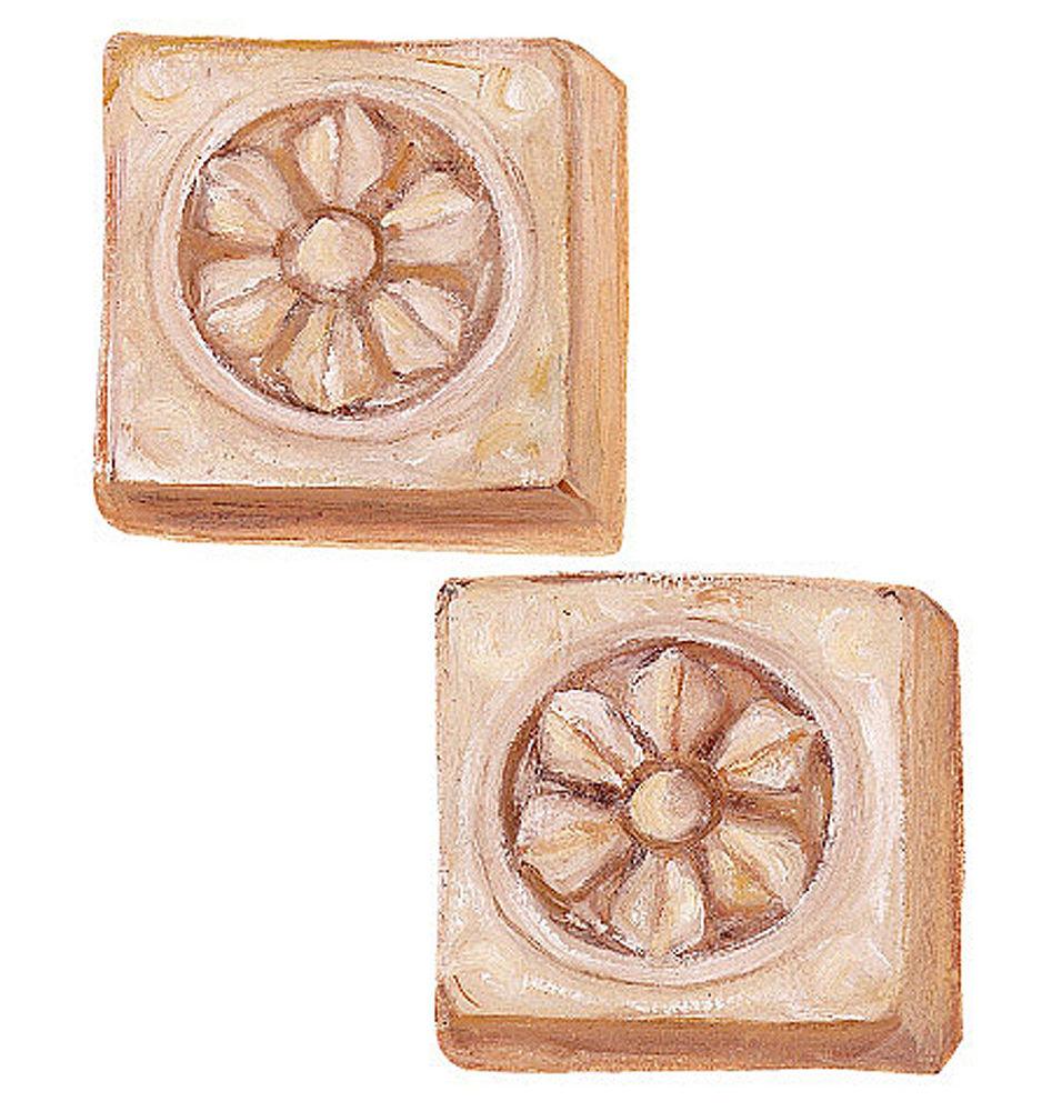 New 25 Tuscan Architectural Floral Stone Blocks Wallies Wallpaper 947x1000