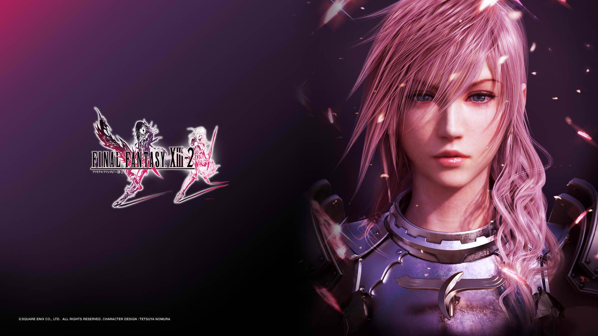 4df06a24 Final Fantasy XIII 2 Lightning Wallpaper 1920 x 1080jpg 1920x1080