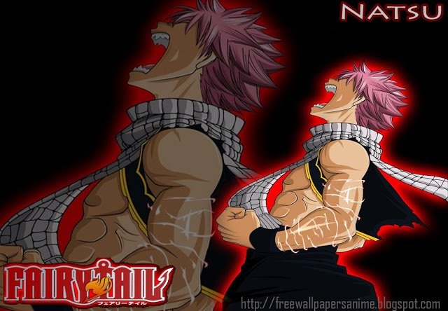 Natsu Fairy Tail Wallpapers Cool 640x444
