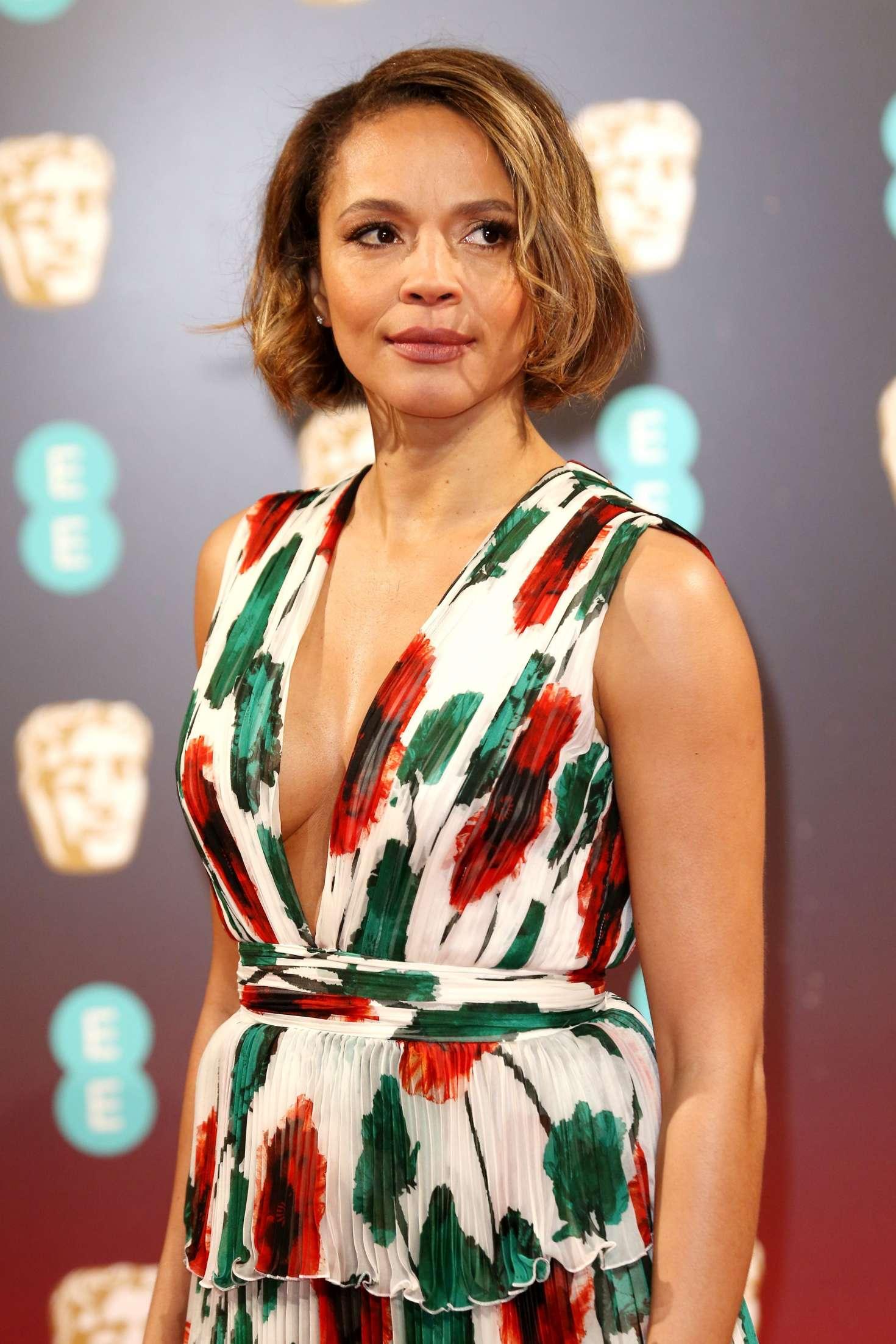 Carmen Ejogo   2017 British Academy Film Awards in London 1470x2205