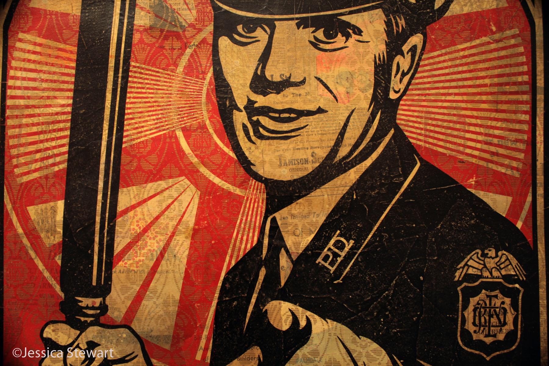 Shepard fairey wallpaper obey danaspadtop 1800x1200