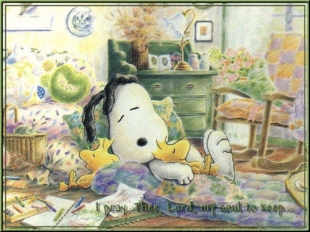 SNOOPY   Peanuts Wallpaper 28234401 1024x768