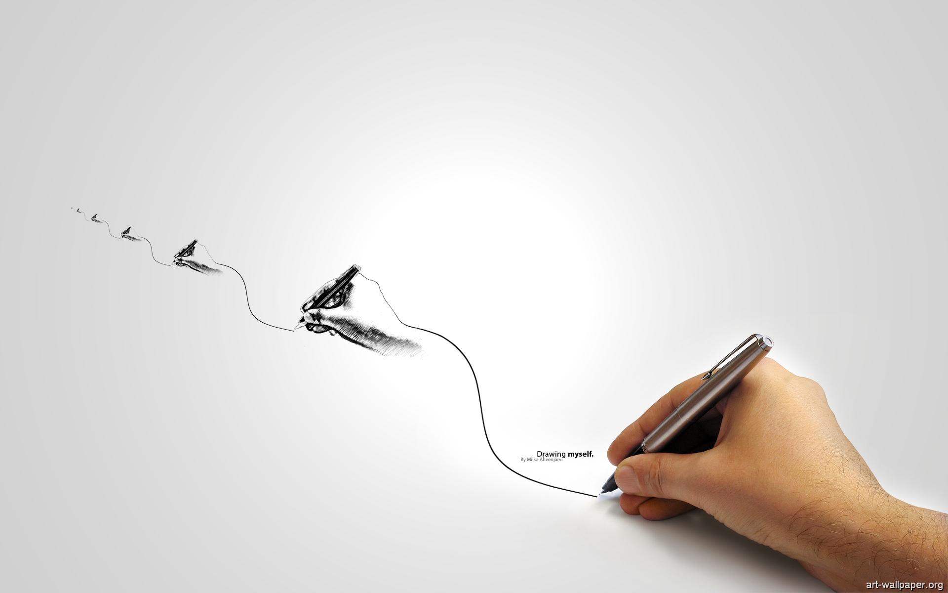 HD Drawing Wallpaper - WallpaperSafari