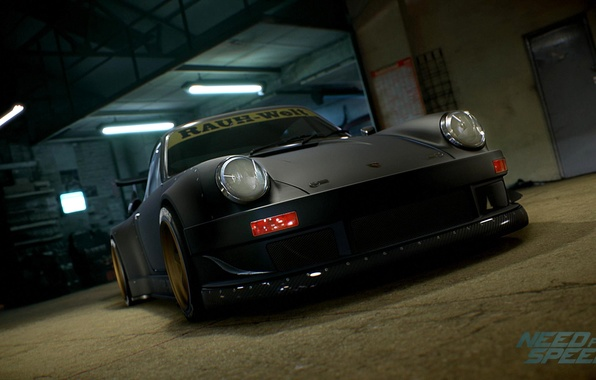 Targa Rwb Walpaper: Wallpaper Need For Speed 2015