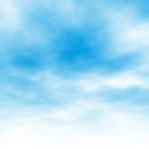 Blue Sky with clouds vector backgrounds 03   Vector Background 500x500