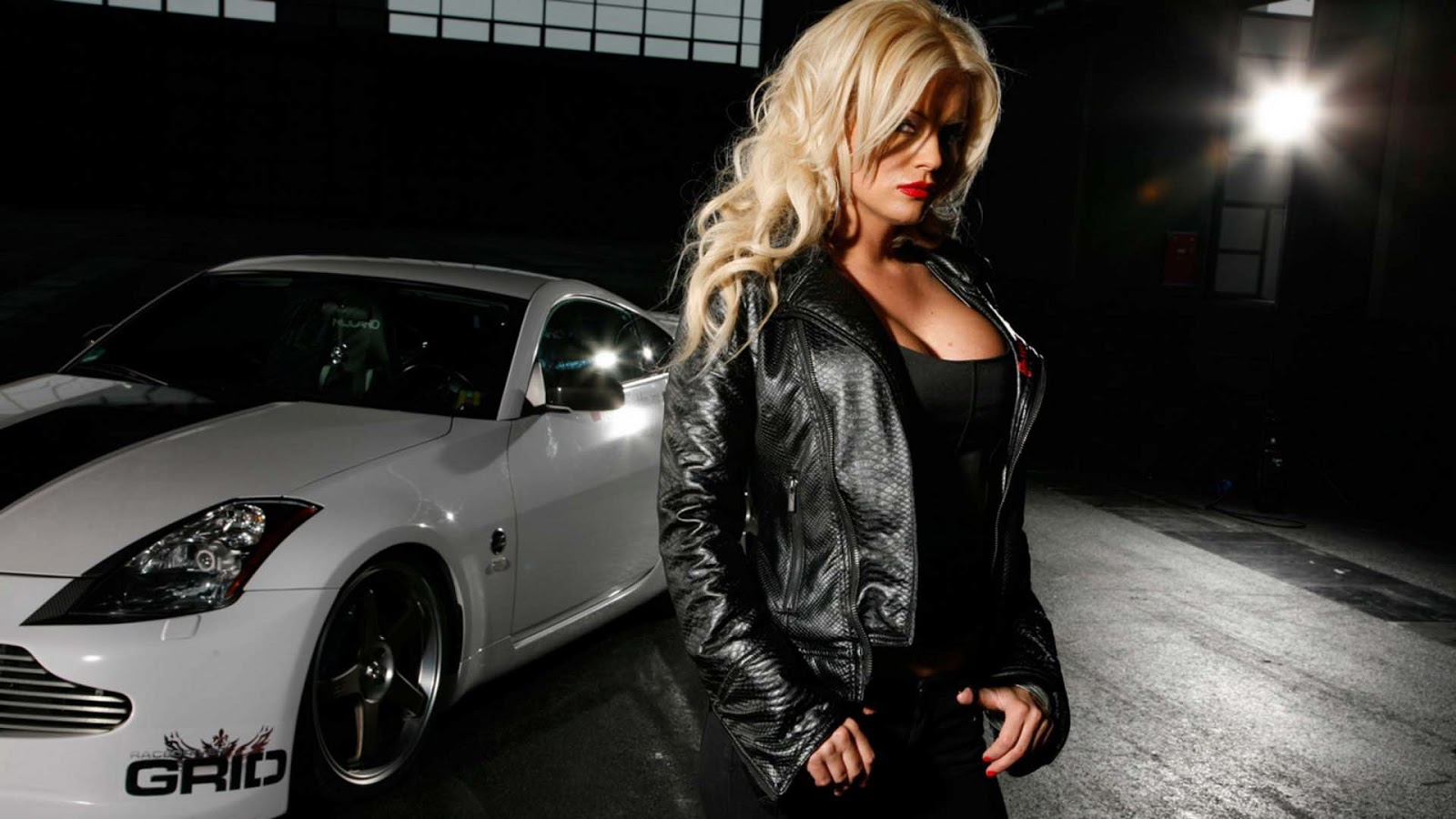 Free Download Sexy Girls And Cars Wallpapers Hd Part 4