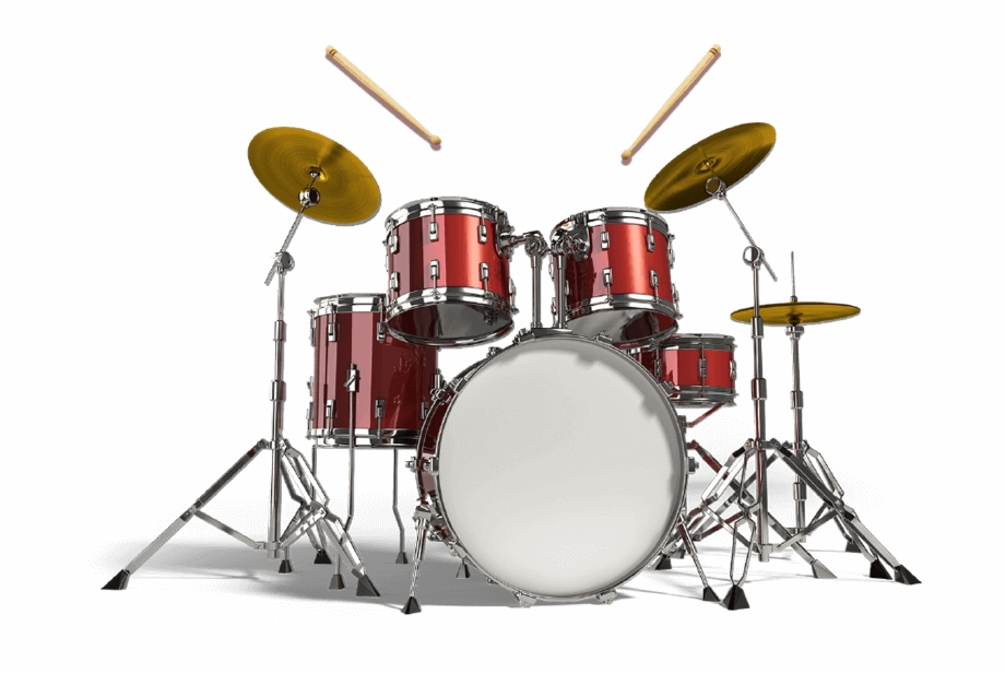 Wedrum   Drum Set White Background Transparent Png Download For 920x617