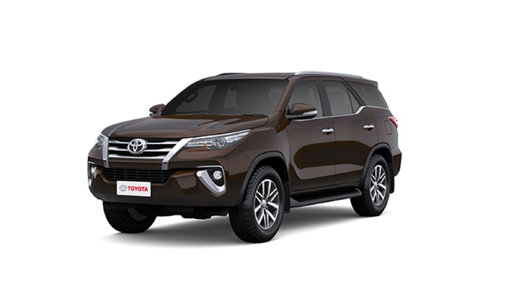 Toyota Fortuner Colours in India 7 Fortuner Colour Images   CarWale 1056x594