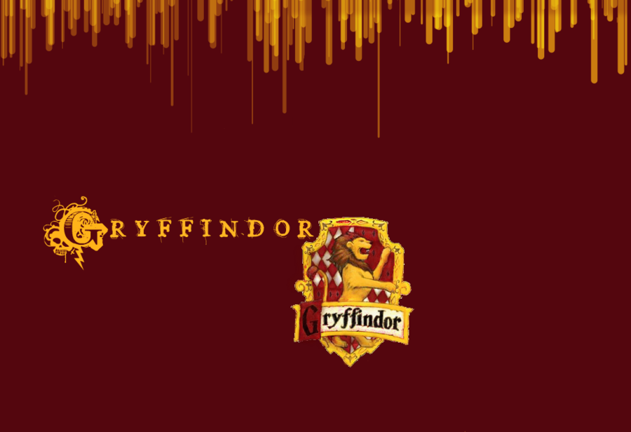 Gryffindor Wallpaper  wlogo  by Taylor Magnificent 900x616