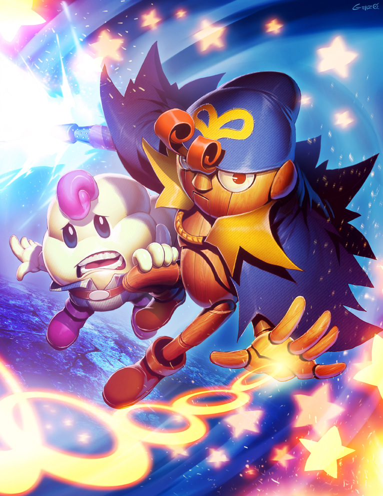 Mario RPG   Geno and Mallow Geno Know Your Meme 766x992