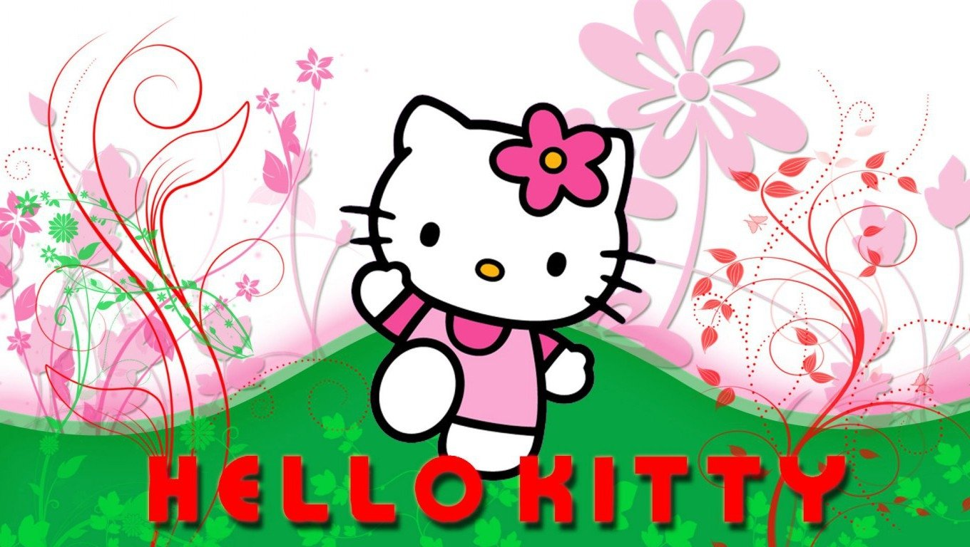 75 ] Hello Kitty Fall Wallpaper On WallpaperSafari